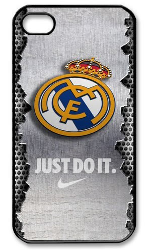Real-Madrid-Logo-Just-DO-It-iPhone-4-4S-Here-Comes-Amazing-hard-Cover-Case-0