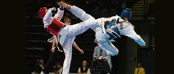Το παρών έδωσε ο Θάσιος αθλητής Teakwondo Καραμπατζάκης Ι. στο 3 αγωνιστικό φεστιβάλ Teakwondo Kim & Liu «Ευ-Αγωνίζεσθαι».