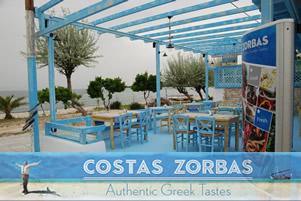 Costas Zorbas Restaurant